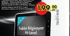 A-101 Hi-Level T702 Tablet Yorumları
