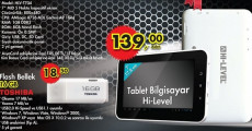 5 Eylül A-101 Hi-Level HLV-T704 TABLET