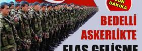 Bedelli Askerlikten Kimler Yararlanabiliyor?